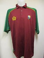 West Indies Cricket Odi Short Sleeved Shirt By Admiral Size Xxl Brand