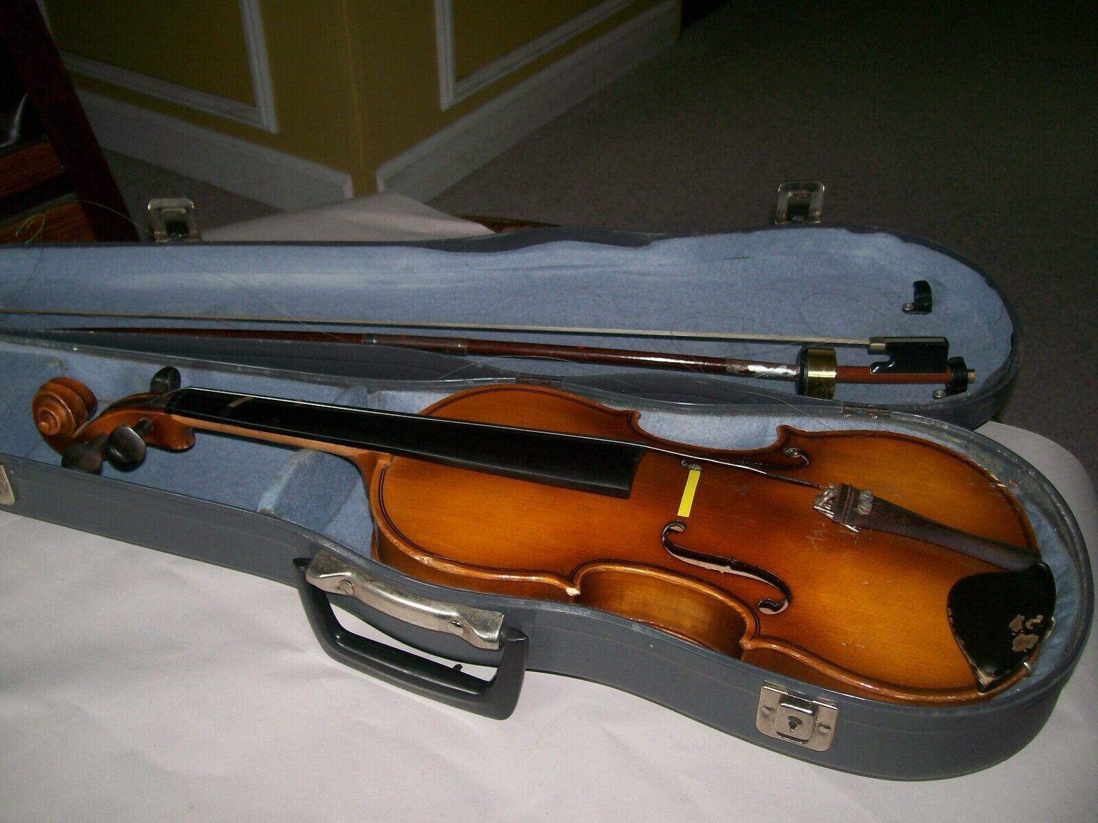 Violine 3 4 Sradivarius Model Japan w bow und case