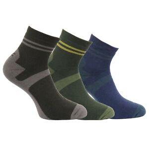 Regatta-Lifestyle-Chaussettes-de-randonnee-lot-de-3-paires-Homme-RG791