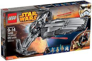 Lego® Star Wars ™ 75096 Sith Infiltrator ™ Nouvel Ovp Nouveau Misb Nrfb