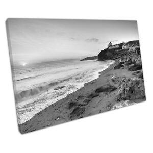 Sunset sand dunes Hengistbury Head beach Bournemouth Dorset Ready to Hang X1315