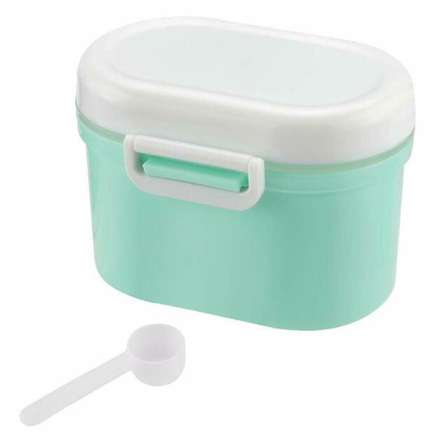 Formula Dispenser with Scoop Milk Powder Formula Containers for Travel Baby T3