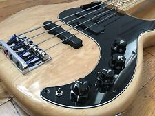 2016 Fender USA American Elite Precision P Bass Bartolini Zeromod Elixir