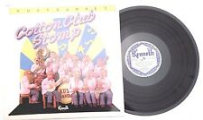 KUSTBANDET: Cotton Club Stomp LP KENNETH RECORDS KS2060 Sweden 1986 NM+