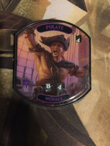 Relic Token Lineage Collection Near Mint Pirate Token