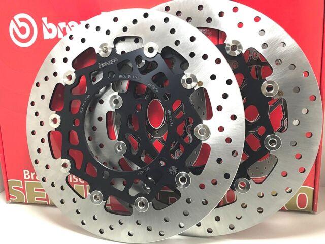 Brake Discs Brembo Front Floating 78B66 Suzuki DL V Strom 1000 ABS 2016