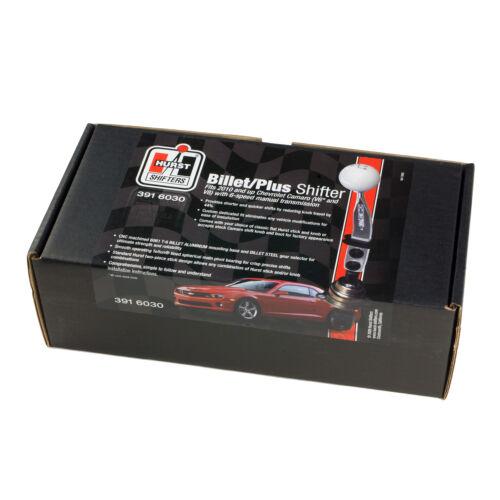 Hurst 3916030 Billet Plus Shifter 2010-2015 Chevy Camaro 2009 GXP 6-Speed Manual
