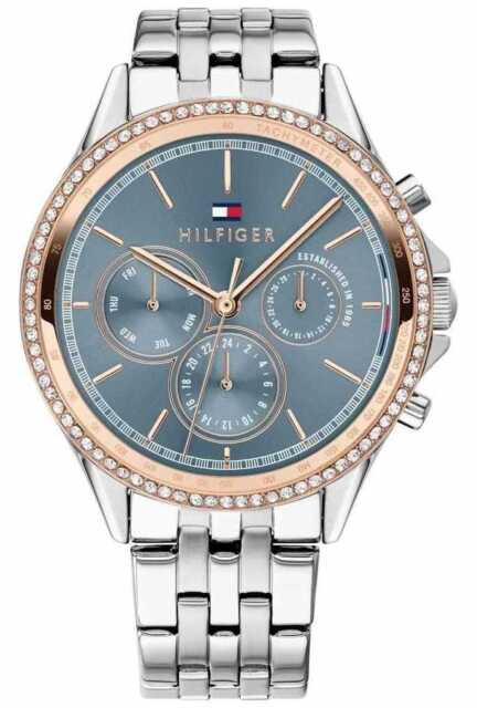 c3c1f686b5bd Tommy Hilfiger Womens Stainless Steel Rose Gold 1781976 Watch