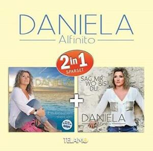 Daniela-Alfinito-2-in-1-2CDs-NEU-OVP
