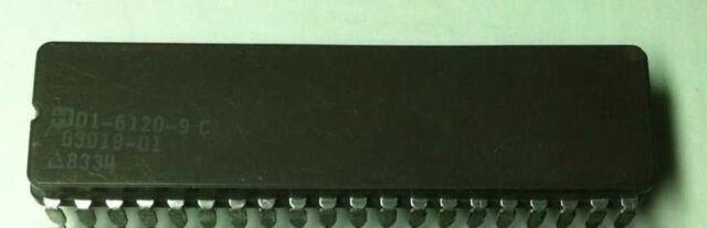 40 HD1-6120-9C Circuito INTEGRATO HD1-6120-9 Harris CDIP