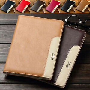For iPad 2 3 4 /5 6th / 7th 8th 9th 10.2/Mini Air Smart Leather Stand Case Cover