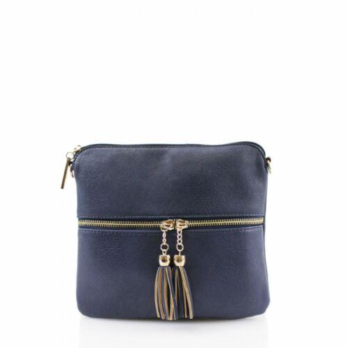 Ladies Cross Body Messenger Bag Women Shoulder Bags Tote Satchel Handbag