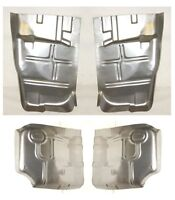 1973-1977 Oldsmobile Cutlass Floor Pan Set - Made In The Usa - Fast Shipping