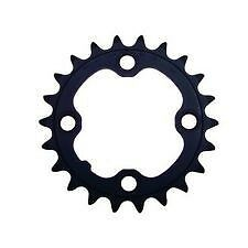 Shimano 32T MTB Crank Middle Chainring 4-Bolt 9Spd 104BCD FC-M590 SILVER DEORE