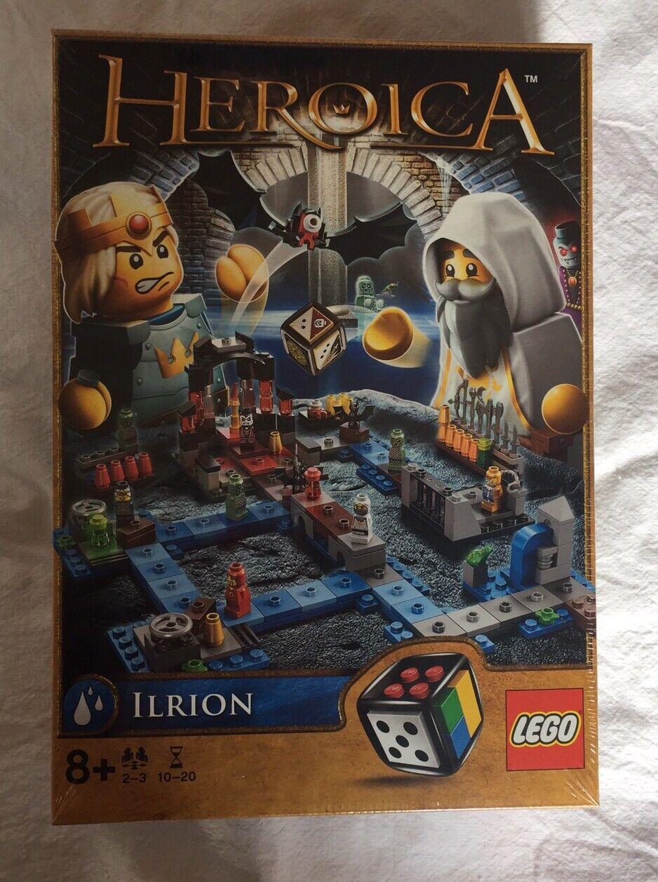 Lego Spiel, Heroica, 3874, Neu, Original Verpackt und Unbenutzt