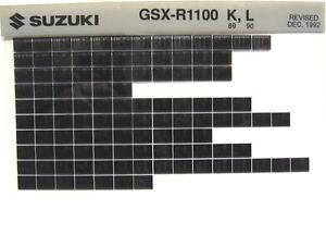 Suzuki-GSXR-GSX-R1100-1989-1990-Parts-Microfiche-s449
