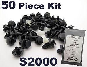 Plastic-Trim-Clip-Kit-for-Honda-S2000-Full-Set-of-Wheel-Arch-amp-Undertray-Clips