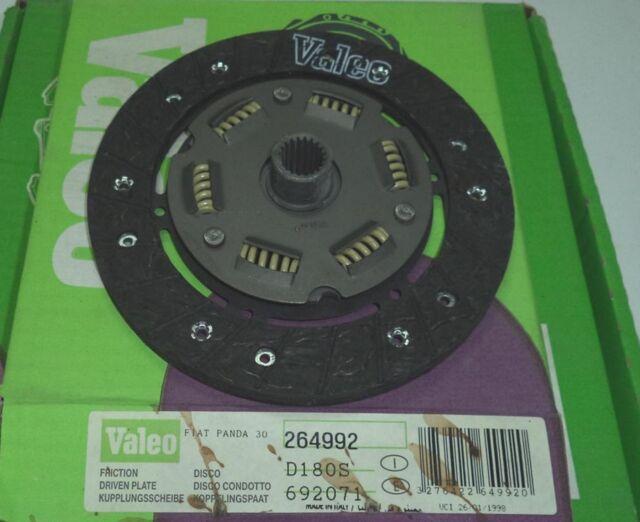 disco frizione FIAT PANDA 30 850 T FURGONE 900 E T
