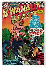 DC Comics SHOWCASE PRESENTS B'WANA BEAST No 67 He Who Never Dies! FN-