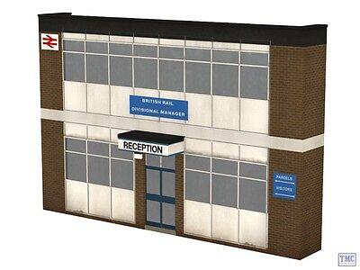 Capace 44-259 Scenecraft Oo/ho Gauge Low Relief Office Block