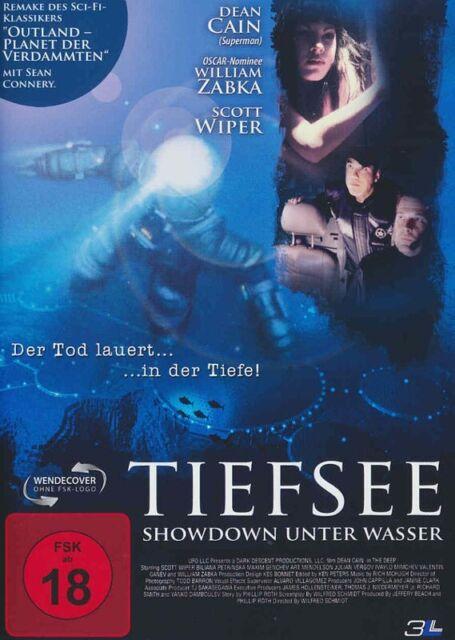 Tiefsee - Showdown unter Wasser DVD - Scott Wiper, Dean Cain,