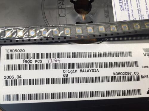 Vishay TEMD5020 20 pcs 900nm PIN Photodiode