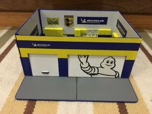 Details About Michelin Service Station Decor Plastic Gas Pump Garage Oil  Bar Ford Display