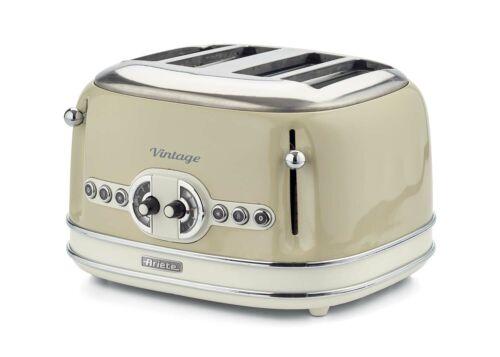 Ariete Toaster Vintage 4 fette beige 0156//03 0156//03