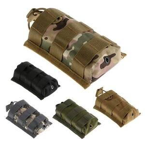 Molle-Tactical-Single-Rifle-Mag-Magazine-Pouch-Open-Top-Bag