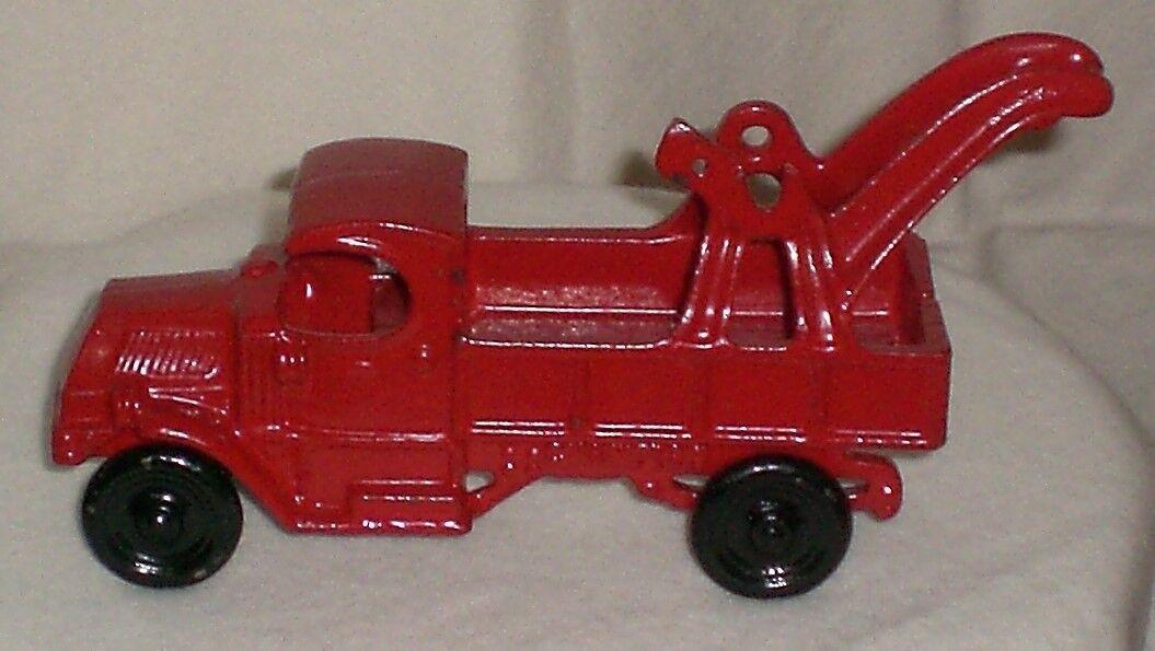 De Colección Campeón De Hierro Fundido 9  camión de remolque