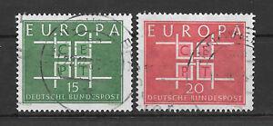 Briefmarken Deutschland BRD Europa cept 1963 - Hannover, Deutschland - Briefmarken Deutschland BRD Europa cept 1963 - Hannover, Deutschland