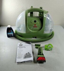 Bissell Multi Purpose Portable Carpet And Upholstery Cleaner 1400b Green Ebay