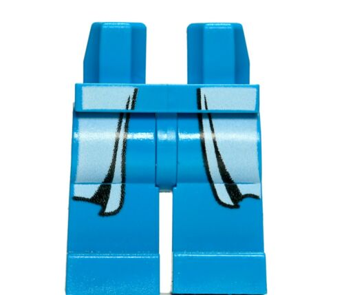 NEW LEGO Figure Legs Hospital Lab Coattails Azure Dark Pants x1-4429 Town