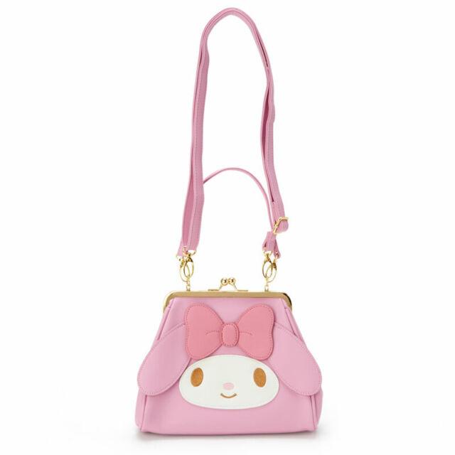 Cinnamoroll Face Mini Shoulder Bag with tail charm Sanrio gift 2019 Kawaii F//S