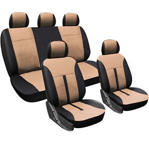 auto sitzbezug schonbezug komplettset schoner f r pkw ohne. Black Bedroom Furniture Sets. Home Design Ideas