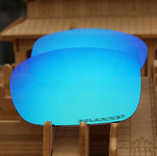 727cb9bedf ACOMPATIBLE Polarized Replacement Lenses for-Oakley Twoface - Blue Mirror