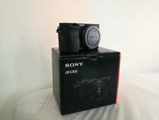 Sony Alpha A6300 Body Only Digital Mirrorless Camera - Black
