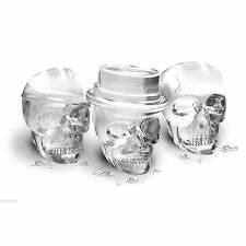 Tovolo Silicone Skull Ice Cube Mold / Tray - Set of 3
