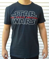 New Star Wars The Force Awaken T shirt Kylo Ren movies darth vader x-wing r2d2