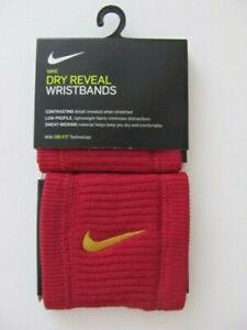 Nike Dri-Fit Reveal Headband Black//Volt Men/'s Women/'s
