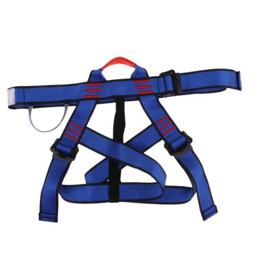 Strong Climbing Harness Fire   Caving Tree Rock Climbing Work Safety Belt