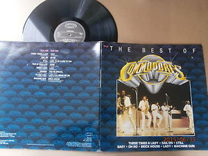 The-Commodores-The-Best-of-16-hits-12-G-fold-Album-Arcade-1982