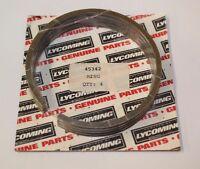 Lycoming O145 Piston Oil Rings, Set Of 4, Pn 45342