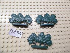 Lego 3 Büsche 50/60-iger Jahre