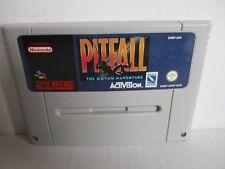 Super Nintendo SNES Spiel Pitfall The Mayan Adventure