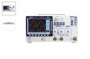 IDS-3252 ISO-TECH GDS-3000 Series Oscilloscope Digital Storage 2 Channels 250MHz