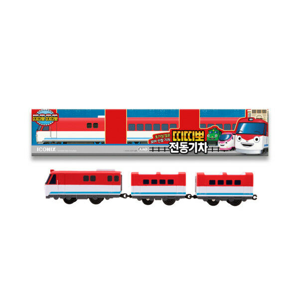 Titipo and Friends - Titipo Electric Train Series TITIPO / Toy for Kids Gift