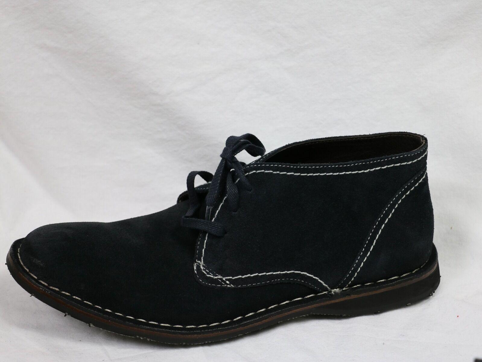 vendita economica John Varvatos scarpe nero suede 10.5 10.5 10.5  lo stile classico