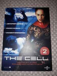 The Cell Director's Cut DVD Jennifer Lopez Vince Vaughn Vincent D'Onofrio Film - Wiefelstede, Deutschland - The Cell Director's Cut DVD Jennifer Lopez Vince Vaughn Vincent D'Onofrio Film - Wiefelstede, Deutschland