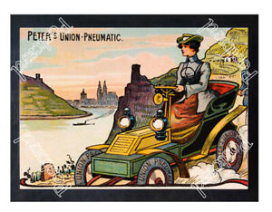 Historic-Peter-039-s-Union-Pneumatic-Tyres-1905-Advertising-Postcard-2